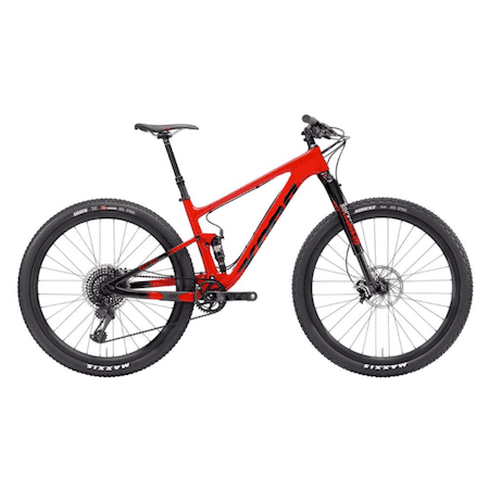 JensonUSA.com promo Kona Hei Hei Supreme Bike on sale for 4299.99 image